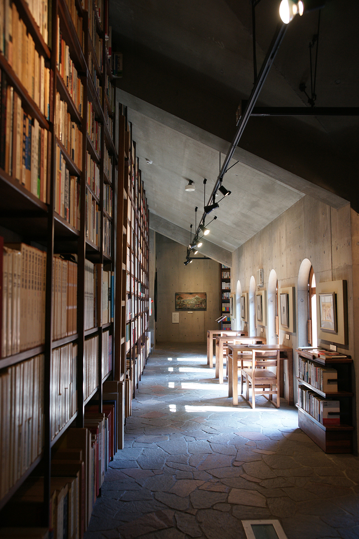 オリーヴの読書館